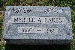 Myrtle Alma <i>Fort</i> Eakes