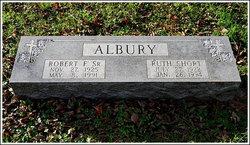 Robert Frederick Albury, Sr