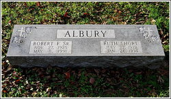 Ruth <i>Short</i> Albury