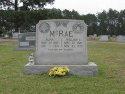 Alma <i>Capel</i> McRae
