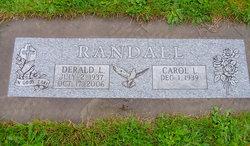 Derald Lawrence Randall