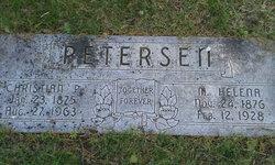 Christian P. Petersen