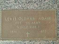 Lewis Oldham Adair