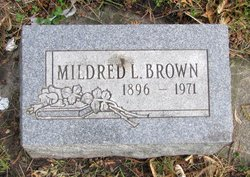 Mildred Lucille <i>Pfeffer</i> Brown