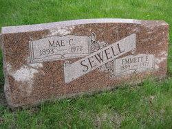 Mae Carline <i>Hicks</i> Sewell