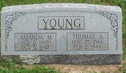Amanda Mabel <i>Earp</i> Young