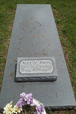 Alice Viola <i>Stephenson</i> Atkins