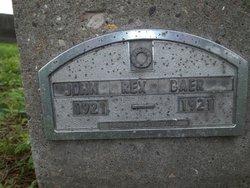 John Rex Johnie Baer