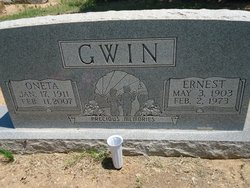 Ernest Warren Gwin