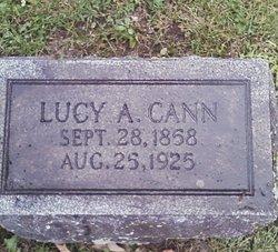 Lucy Alfreda <i>Linnell</i> Cann