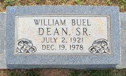 William Buel Dean, Sr