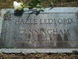 Hazle <i>Ledford</i> Cunningham