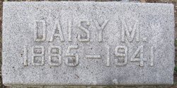 Daisy M Van Sickle