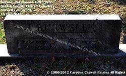 Roy Howard Burwell