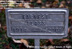 Ernest Elwood Glass