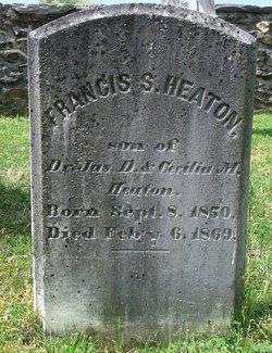 Francis Erasmus Stribling Heaton