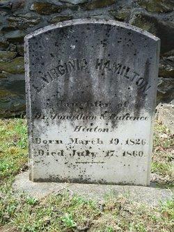 L Virginia Hamilton Heaton