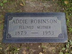 Adelaide Lucinda <i>Crandall</i> Robinson