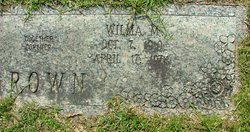 Wilma M. Brown