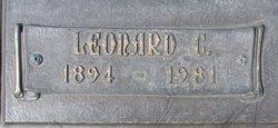 Leonard Cornelius Christianson, Sr