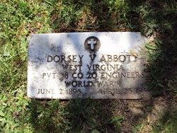 Dorsey Vernon Abbott