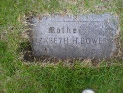 Elizabeth H <i>Smith</i> Bower