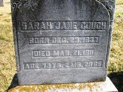 Sara Jane <i>Daniels</i> Couch