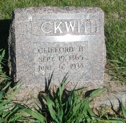 Clifford B Beckwith