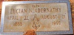 Lucian Napolean Abernathy