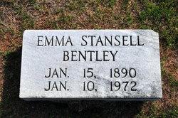 Emma <i>Stansell</i> Bentley