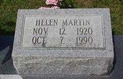 Helen <i>Martin</i> White