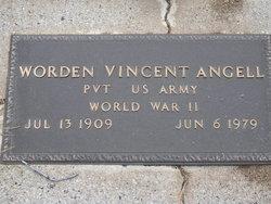 Worden Vincent Angell
