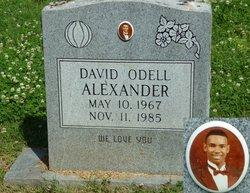 David Odell Alexander