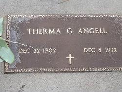 Therma Grace <i>Stratton</i> Angell