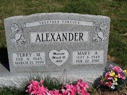 Mary Alice <i>Walsh</i> Alexander