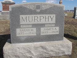 Sarah M <i>Finney</i> Murphy