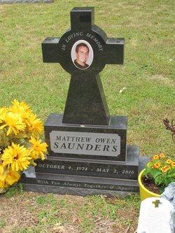 Matthew Owen Saunders