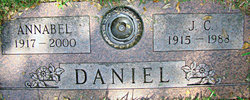 J. C. Daniel