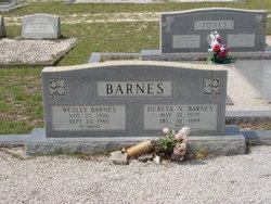 Dereta N Barnes