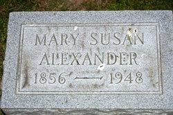 Mary Susan <i>Craig</i> Alexander