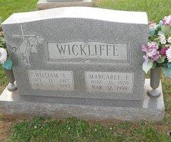 Margaret E. Wickliffe
