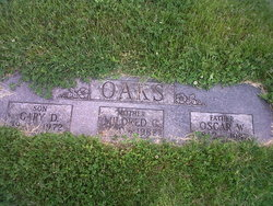 Oscar W Oaks
