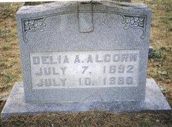 Delia Ann Deal <i>Box</i> Alcorn