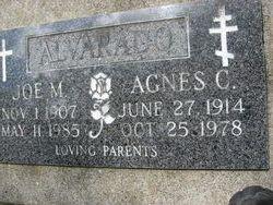 Agnes C Alvarado