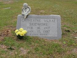 Catherine <i>McRae</i> Skidmore