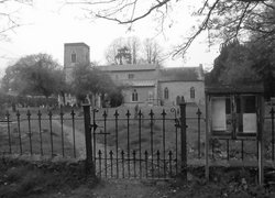 Fringford St Micheals and All Angels Churchyard