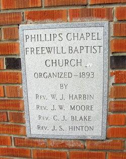 Phillips Chapel Cemetery