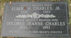 Dolores Jeanne <i>Mulhair</i> Charles