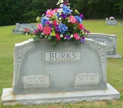 Elizabeth <i>Luker</i> Burks