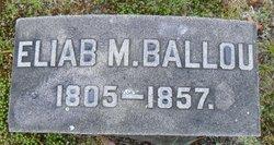 Eliab Metcalf Ballou